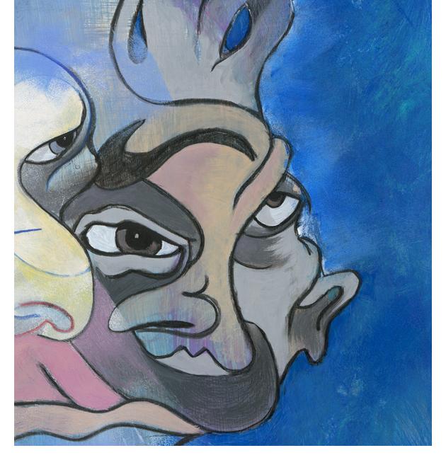 Kunstwerk - Frans Lemeer